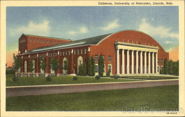 Coliseum, University of Nebraska Lincoln