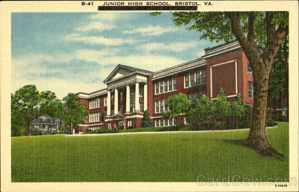 Junior High School Bristol Virginia