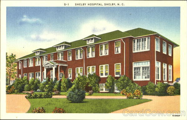 Shelby Hospital North Carolina