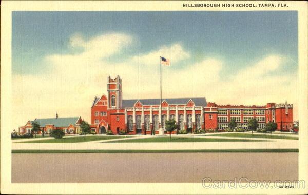 Hillsborough High School Tampa Florida