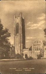 The Tower - Scarritt College