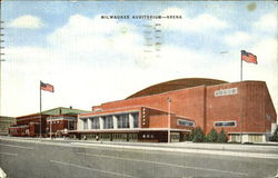 Milwaukee Auditorium-Arena