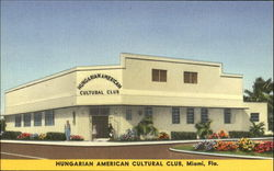 The Hungarian American Cultural Club, 3901 N. W. 2nd Ave