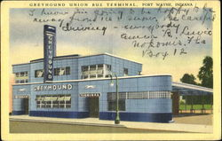 Greyhound Union Bus Terminal