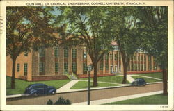 Olin Hall Of Chemical Engineering, Cornell University