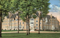 Women's Residence Hall, Purdue University