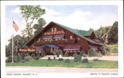 Swiss Chalet, Route 17 Traffic Circle