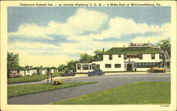 Tuscarora Summit Inn, Lincoln Highway U. S. 30-4 Miles East of McConnellsburg