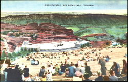 Amphitheatre Red Rocks Park