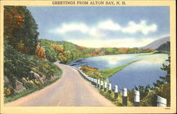 Greetings From Alton Bay