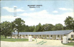 Beaufort Courts
