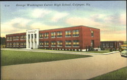 George Washington Carver High School