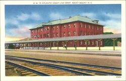 Atlantic Coast Line Depot