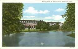 Murray Hall, A & M College