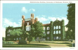 Administration Building, University of Oklahoma