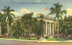 Lee County Court House, F-52