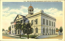 Post Office And Government Court House