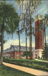 Chaudoin Hall And Hulley Tower, Stetson University