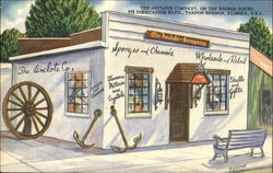 The Anclote Company, On the Sponge Docs, 775 Dodecanese Blvd