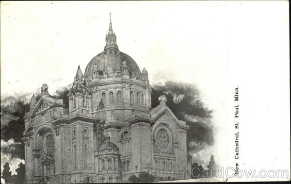 New Cathedral St. Paul Minnesota