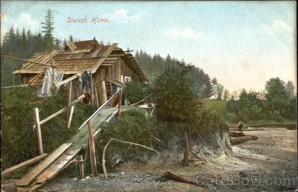 Siwash Home Alaska