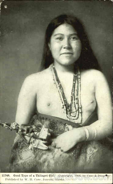 Vintage Native American Women Nude - Cumception-1703