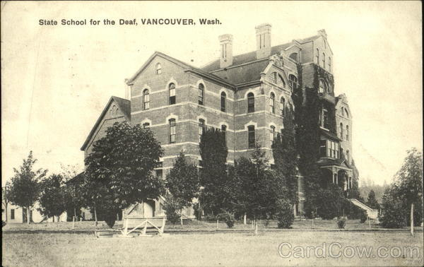 Washington School For The Deaf State School For The Deaf