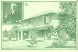 Residence Of Luther Burbank, Sonoma County