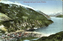 Skagway And Lynn Canal