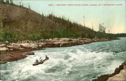 Shooting White Horse Rapids