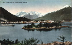 Sitka And Mt. Edgecumbe