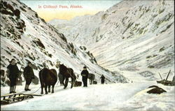 In Chilkoot Pass