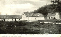 Old Fort Wrangell