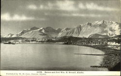 Haines And Fort Wm. H. Seward Postcard