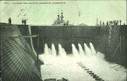 Flooding The Dry-Dock