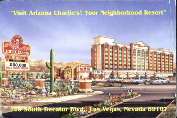 Arizona charlie 39 s hotel casino 740 south decatur blvd for 24 hour tanning salon las vegas
