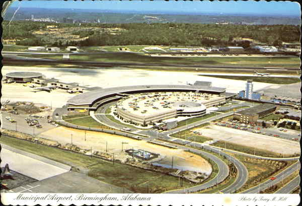 Birmingham Municipal Airport Alabama Airports