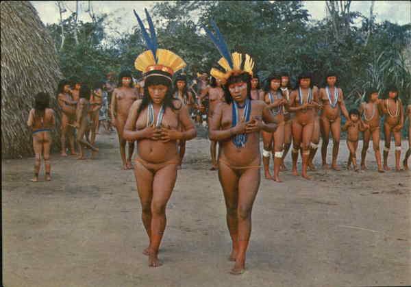 Nude Brasil Nativo Brazil