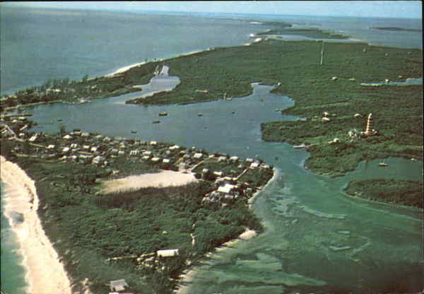Elbow Cay Hope Town Bahamas Caribbean Islands