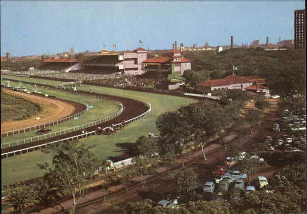 Race Course Bombay India