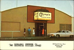 The Olympia Oyster House, 320 Fourth Ave.