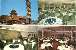 Chiam Restaurant, 2323 So. Wentworth Ave Postcard