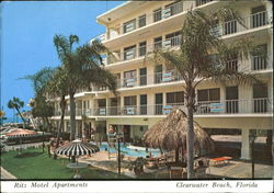 Ritz Motel Apartments, 355 Gulfview Boulevard