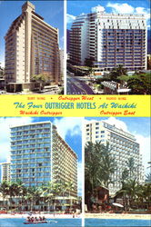 The Waikiki Outrigger Hotels