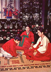Korean Tradition Customs A Newyear Greetings