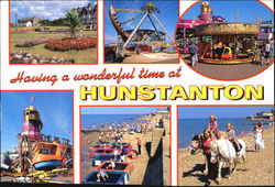 Having A Wonderful Time At Hunstanton