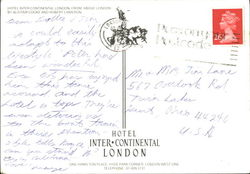 Hotel Inter Continental London