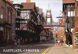 Eastgate From Foregate Street