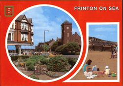 Frinton On Sea, Connaught Avenue and Beach