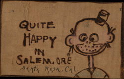 Quiet Happy In Salem